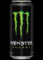 Monster Energy Drink - 16 fl oz