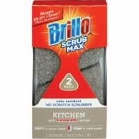 Brillo Scrub Max Kitchen Scrub Sponge (2-Count) 24824 - 1