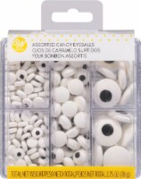Candy Decorations 2.75oz-Assorted Candy Eyeballs Tackle Box - 1