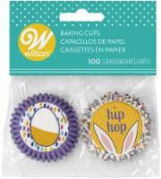 Mini Baking Cups-Hip Hop & Easter Eggs 100/Pkg - 1
