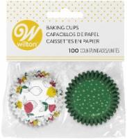 Mini Baking Cups-Tropical Party, 100/Pkg - 1