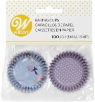 Mini Baking Cups-Floral Party, 100/Pkg - 1