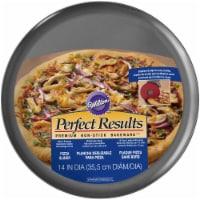 Wilton Perfect Results Pizza Slider Pan - Dark Gray - 14 in