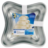 Performance Cake Pans 3/Pkg-Pillow 6.75 , 10  & 13.25 - 1