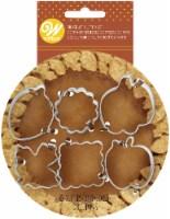 Pie Crust Cutter Set 6/Pkg-Autumn - 1