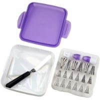 Deluxe Cake Decorating Set 46pcs- - 1