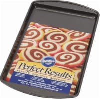 Wilton Perfect Results Non-Stick Medium Cookie Pan - Dark Gray - 15.25 x 10.25 in