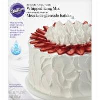 Whipped Icing Mix 10oz-Vanilla - 10oz