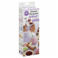 Wilton Dessert Decorator Plus Kit - 6 Piece