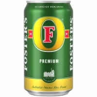 Foster's Premium Lager Beer