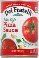 Dei Fratelli Italian Style Pizza Sauce - 15 Oz