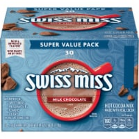 Swiss Miss Milk Chocolate Hot Cocoa Mix Super Value Pack - 30 ct / 1.38 oz