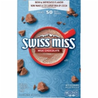Swiss Miss Milk Chocolate Hot Cocoa Mix Packets (50 Count) - 1 unit