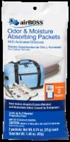airBOSS Odor & Moisture Absorbing Packets