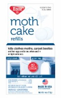 Enoz Moth Cake Insect Repellent Refill For Moths 4 oz. - Case Of: 12; Each Pack Qty: 2; Total - Case of: 12