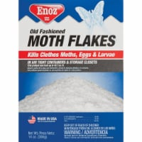 Enoz Old Fashioned Moth Flakes 14 oz. - Case Of: 12; Each Pack Qty: 2; Total Items Qty: 24 - Case of: 10