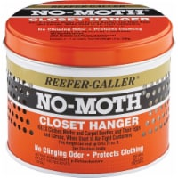 Reefer-Galler NO-MOTH Moth Balls 14 oz. - Case Of: 1; Each Pack Qty: 1; - Count of: 1