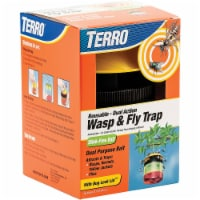 Terro Reusable Outdoor Wasp & Fly Trap T512 - 1