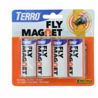 TERRO® Fly Magnet Tubes - 4 pack