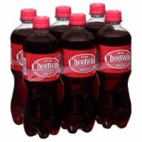 Cheerwine Cherry Soda