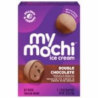 My/Mo Double Chocolate Mochi Ice Cream