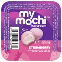My/Mo Ripe Strawberry Mochi Ice Cream - 1.5 oz