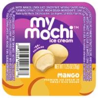 My/Mo Sweet Mango Mochi Ice Cream - 1.5 oz