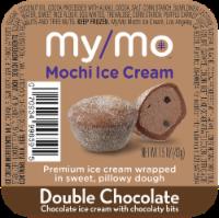 My/Mo Double Chocolate Mochi Ice Cream - 1.5 oz