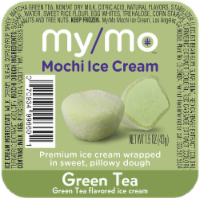 My/Mo Green Tea Mochi Ice Cream