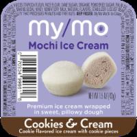 My/Mo Cookies & Cream Mochi Ice Cream - 1.5 oz