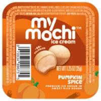 My/Mo Pumpkin Spice Mochi Ice Cream - 1.5 oz