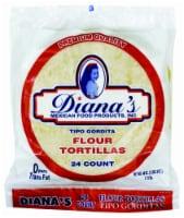 Diana's Tipo Gordita Flour Tortillas