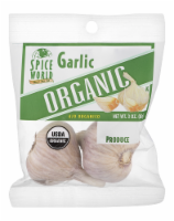 Spice World Organic Garlic