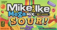 Mike & Ike Mega Mix Sours Box