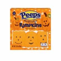 Peeps Marshmallow Pumpkins - 6 ct