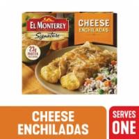 El Monterey Signature Entree Cheese Enchiladas