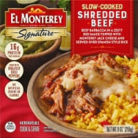 El Monterey Signature Beef Barbacoa Bowl Frozen Meal
