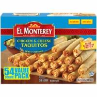 El Monterey Chicken & Cheese Flour Taquitos Value Pack