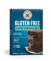 King Arthur Flour Gluten Free Fudge Brownie Mix