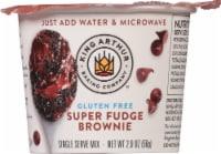 King Arthur Flour Gluten Free Single Serve Super Fudge Brownie Mix - 2 oz