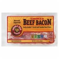 Smoke Bar Ranch Smoked Beef Bacon