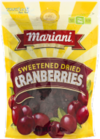 Mariani Sweetened Dried Cranberries