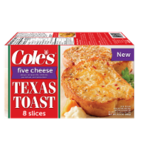 Cole's Five Cheese Texas Toast