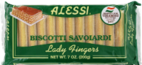 Alessi Biscotti Savoiardi Lady Fingers