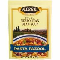 Alessi Pasta Fazool Neopolitan Bean Soup - 6 oz