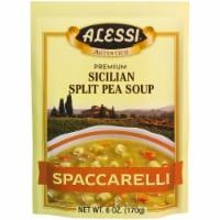 Alessi Split Pea Soup Mix - 6 oz