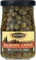 Alessi Balsamic Capers - 3.5 fl oz