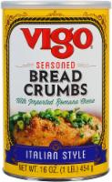 Vigo Italian Bread Crumbs - 16 OZ
