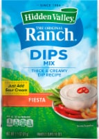 Hidden Valley Dips Fiesta Ranch Mix