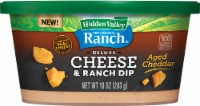 Hidden Valley Deluxe Aged Cheddar Cheese & Ranch Dip